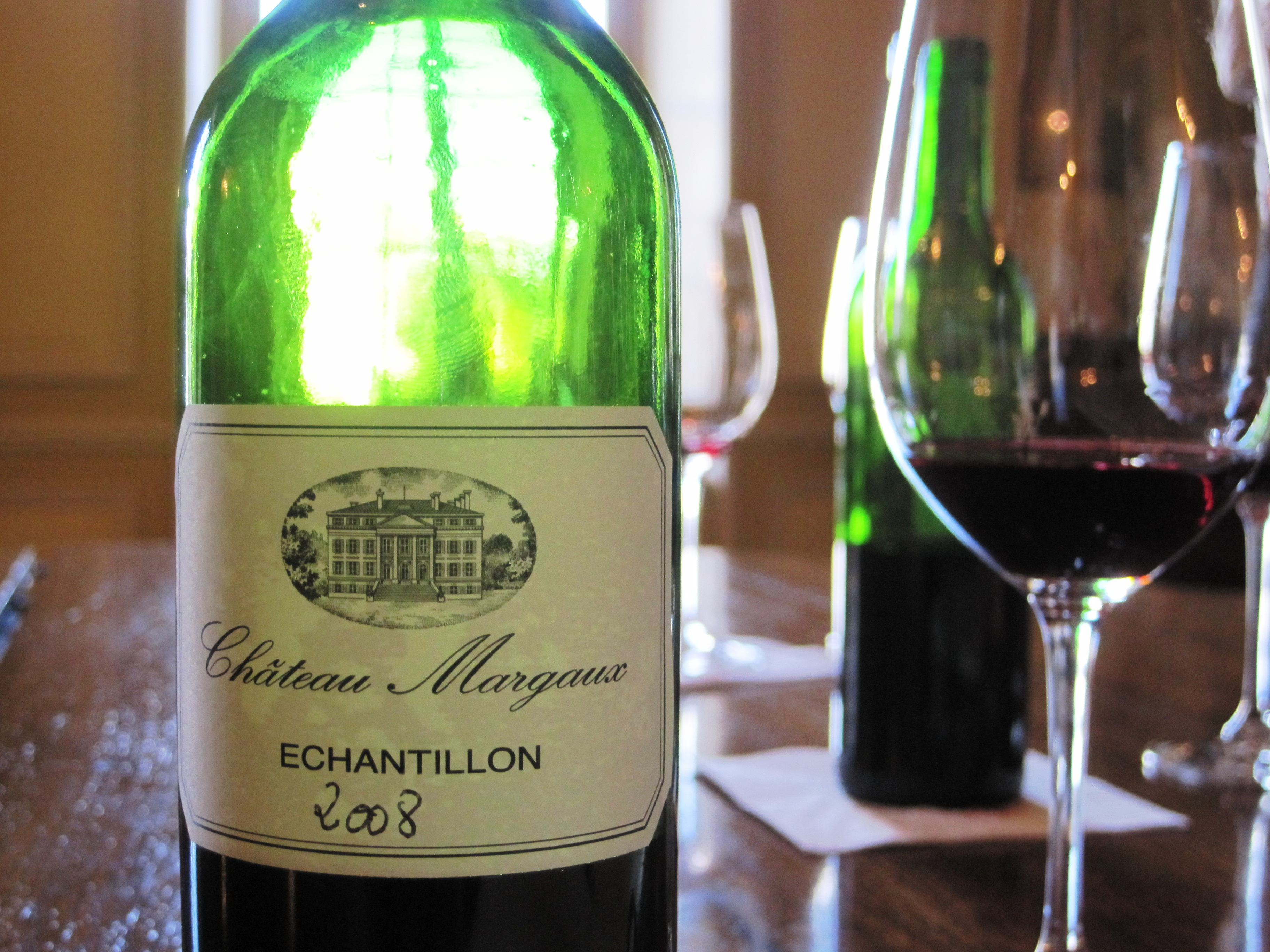 2008 Bordeaux Wine reviews