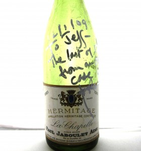 61 la chapelle signed 280x300 My list of The Ten Best Wines Tasted during the last Decade