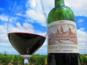 Cos dEstournel wine 300x225 Chateau Cos dEstournel St. Estephe Bordeaux Wine