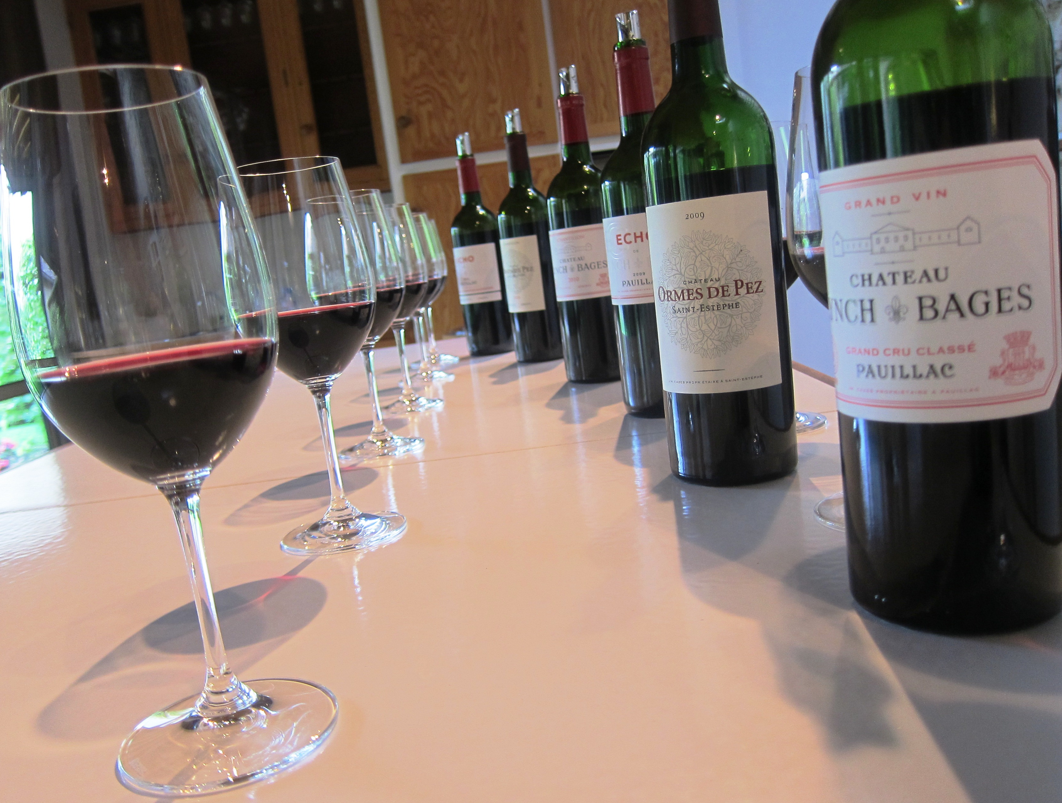 Chateau Lynch Bages Pauillac Bordeaux